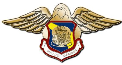 pja/ PJ Association Life Membership Badge