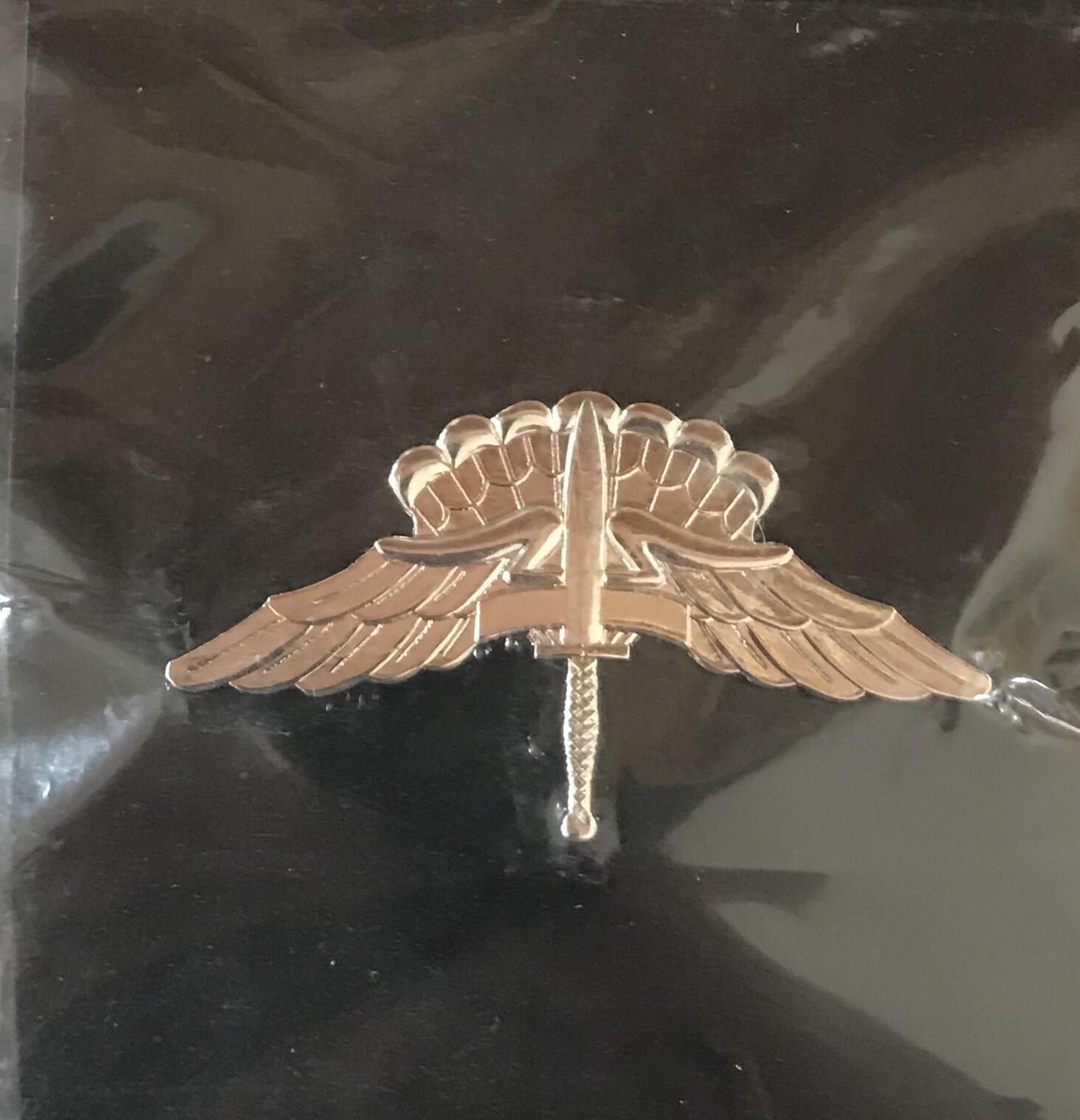 bdg/ Freefall Jump Wings - Mirror Finish (Regulation size) 04-0008