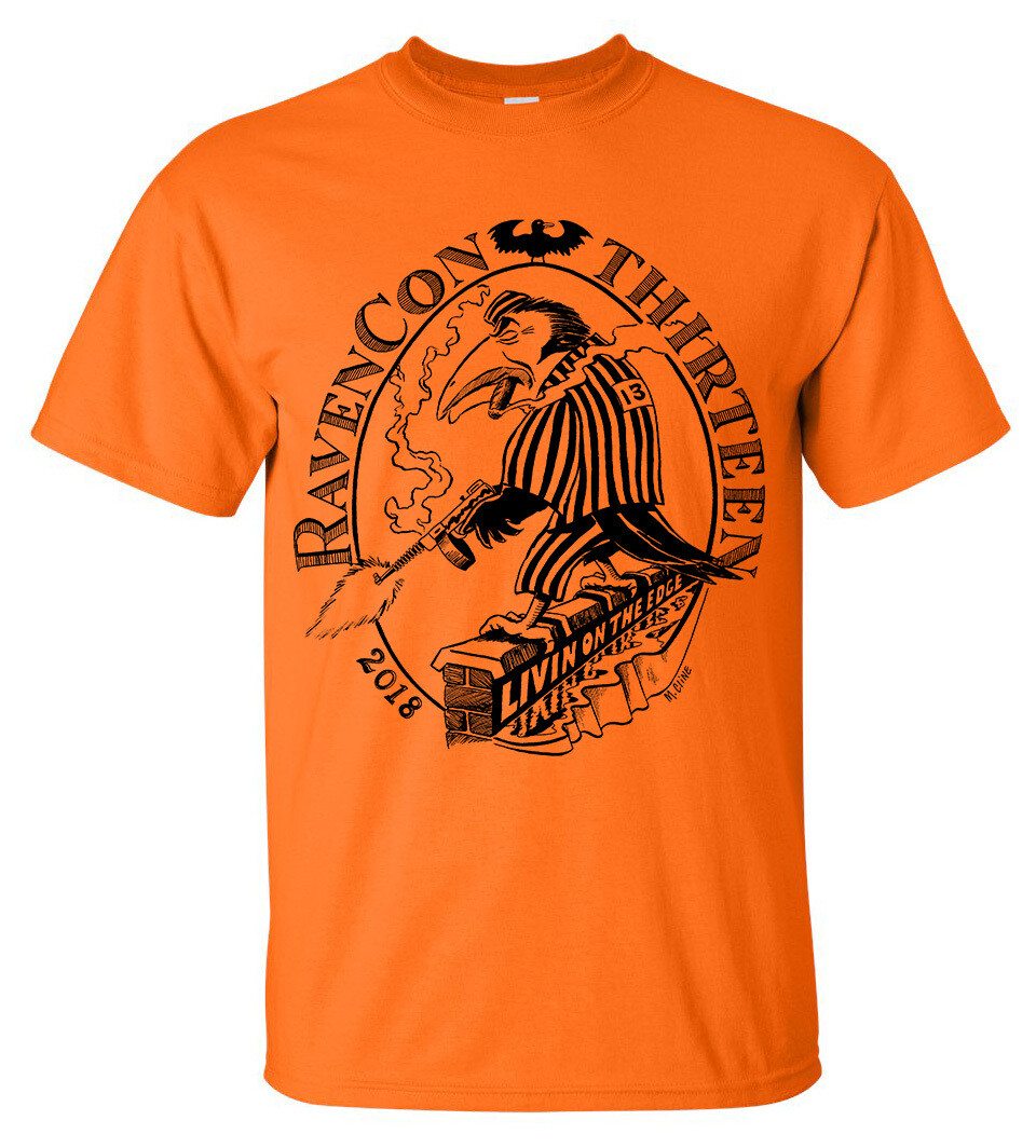 Mark Cline Convention Shirt (Limited Supply)