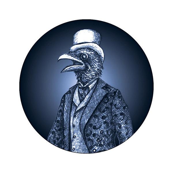 Victorian Raven 00005