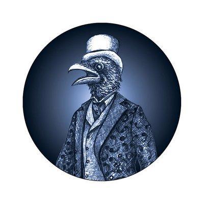 Victorian Raven