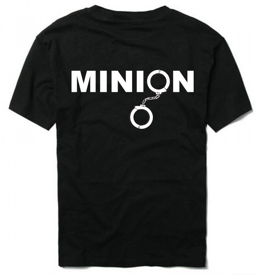 Minion T-Shirt (Men's) 00018