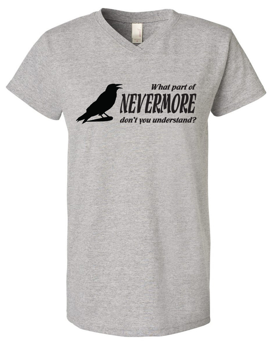 Nevermore T-Shirt (Women's) 00011