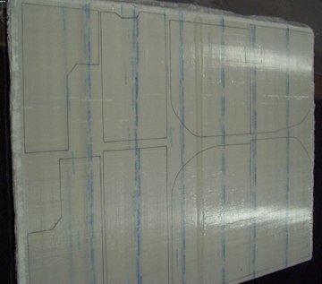 Spectra Ballistic Panel Levels 4, 5, 7 & 8 and NIJ Level III