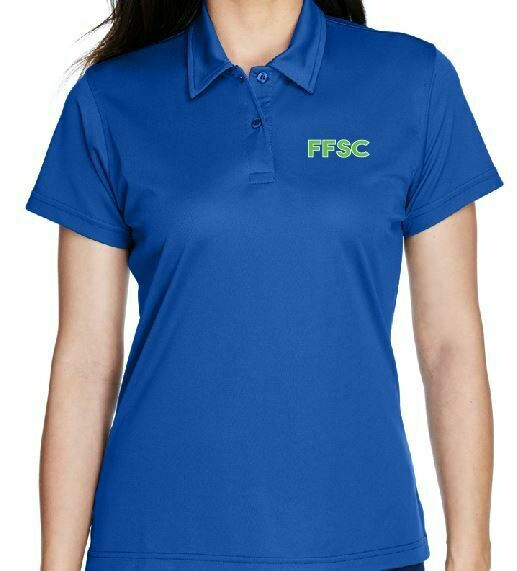 FFSC Ladies's Embroidered Polo