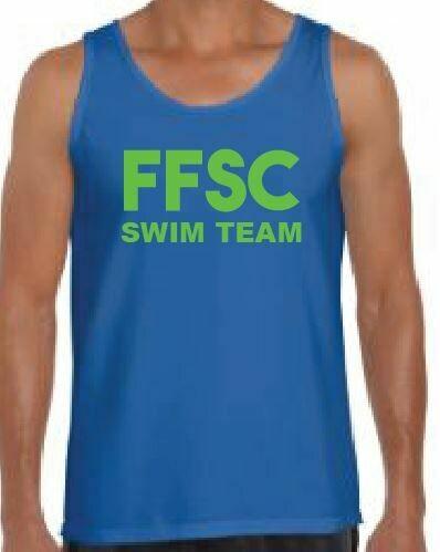 FFSC SWIM TEAM tank top