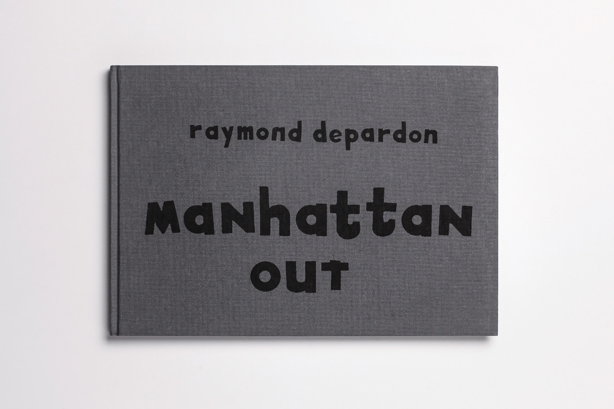 Raymond Depardon - Manhattan Out