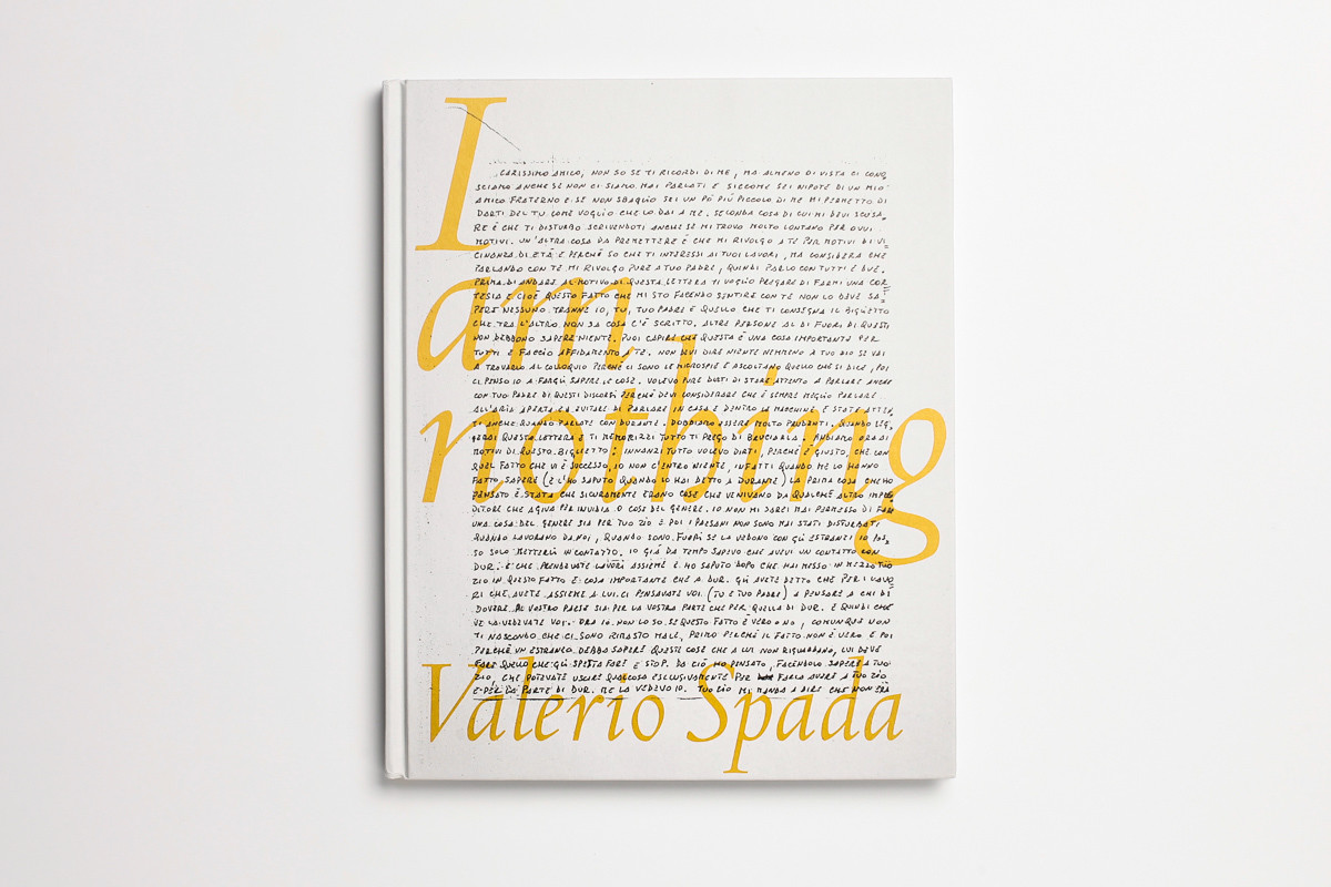 Valerio Spada - I Am Nothing