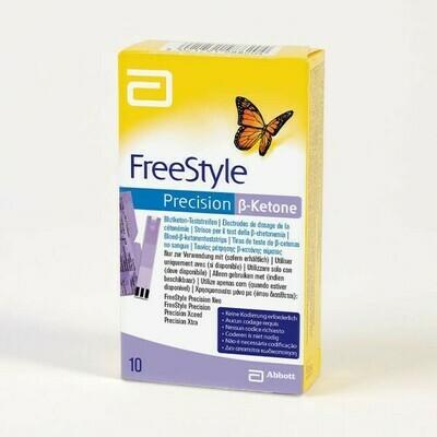 Тест-полоски FreeStyle (ß-кетоны)