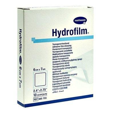 Hydrofilm пластырь 6см х 7см (поштучно)