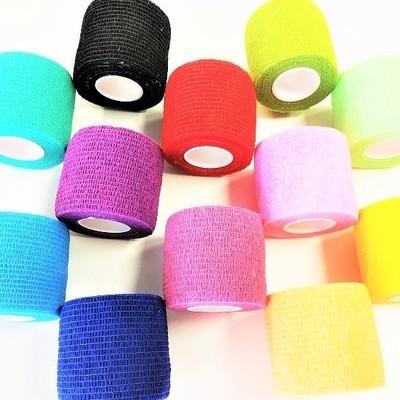 Эластичная повязка для защиты сенсора - 15 Цветов