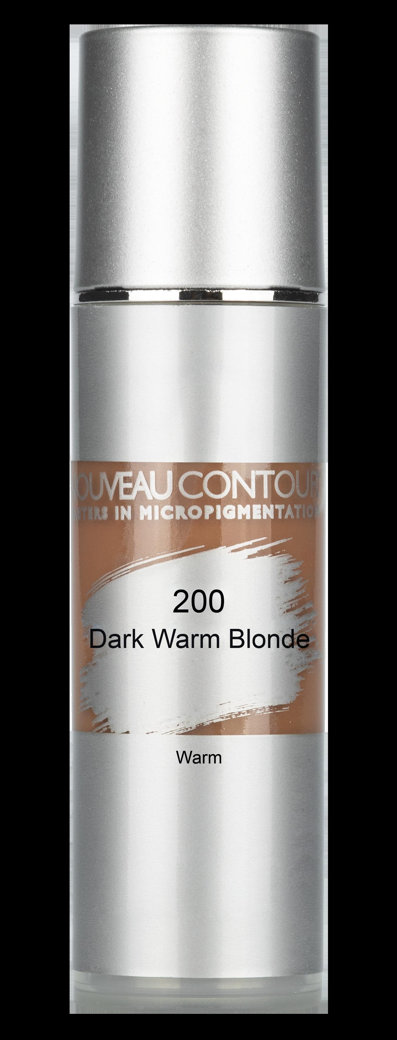 Dark Warm Blonde 57121