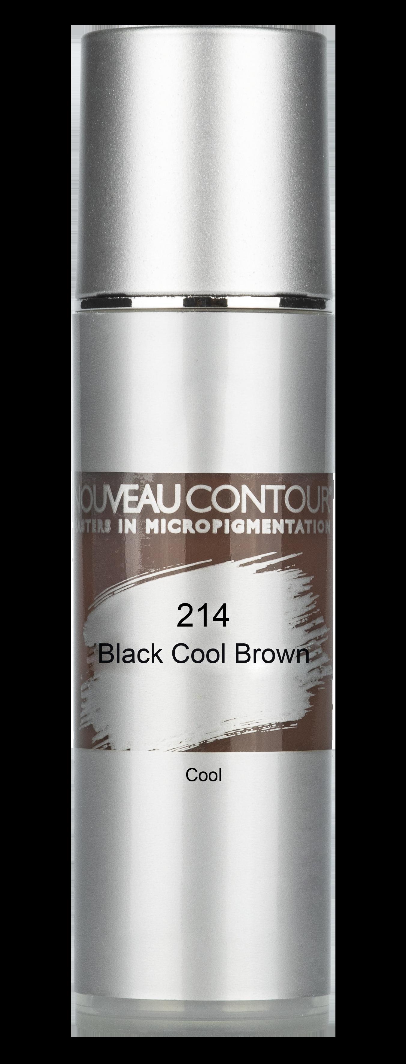 Black Cool Brown 57126