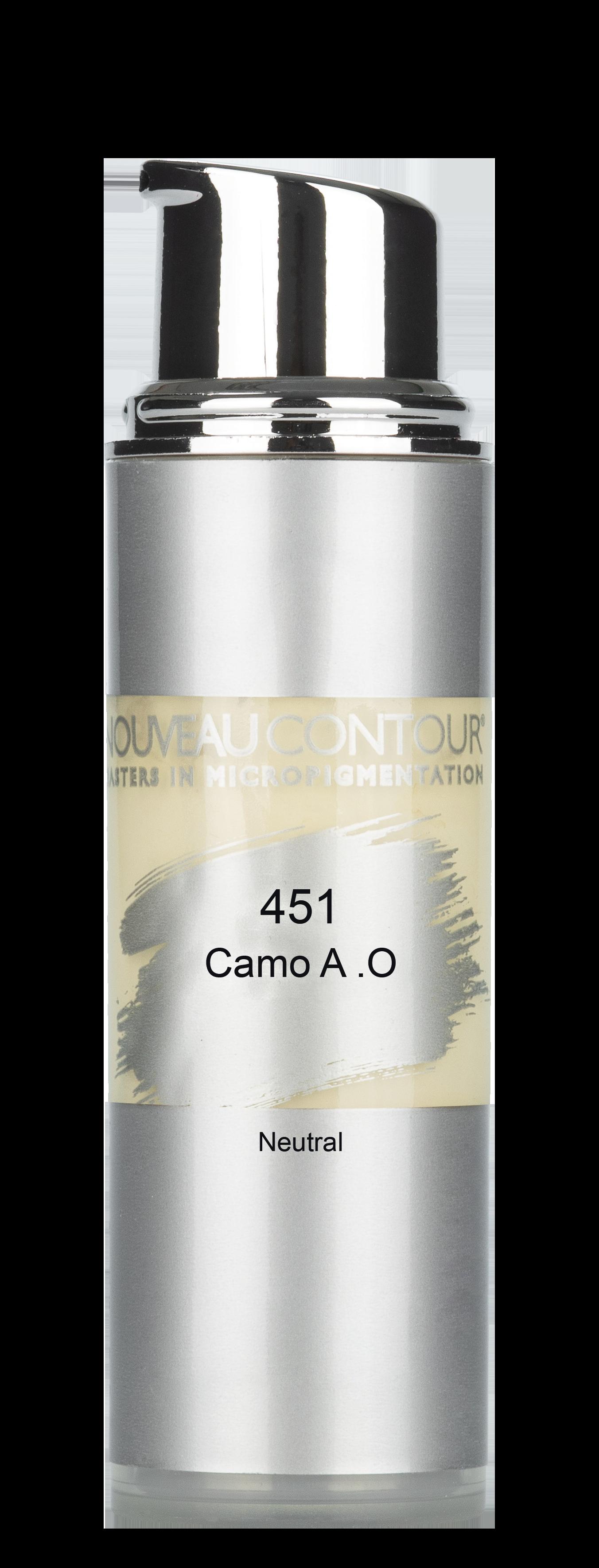 Camo A Organic 57128