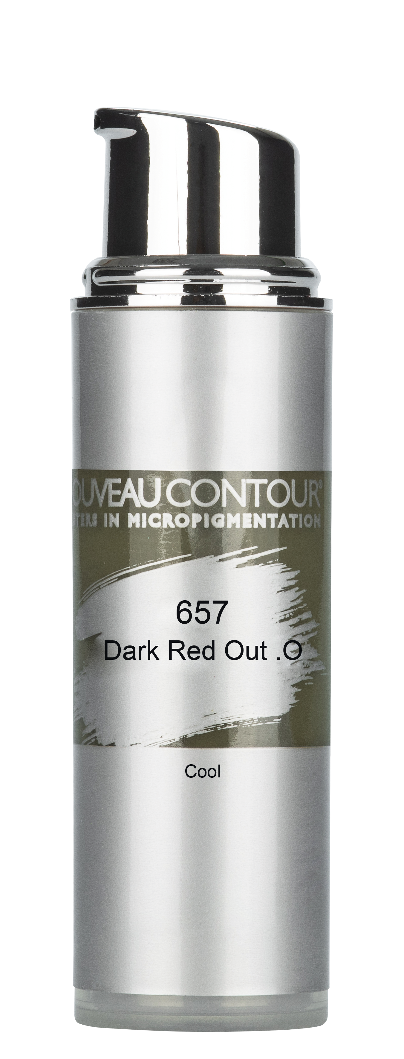 Dark Red Out Organic 57140