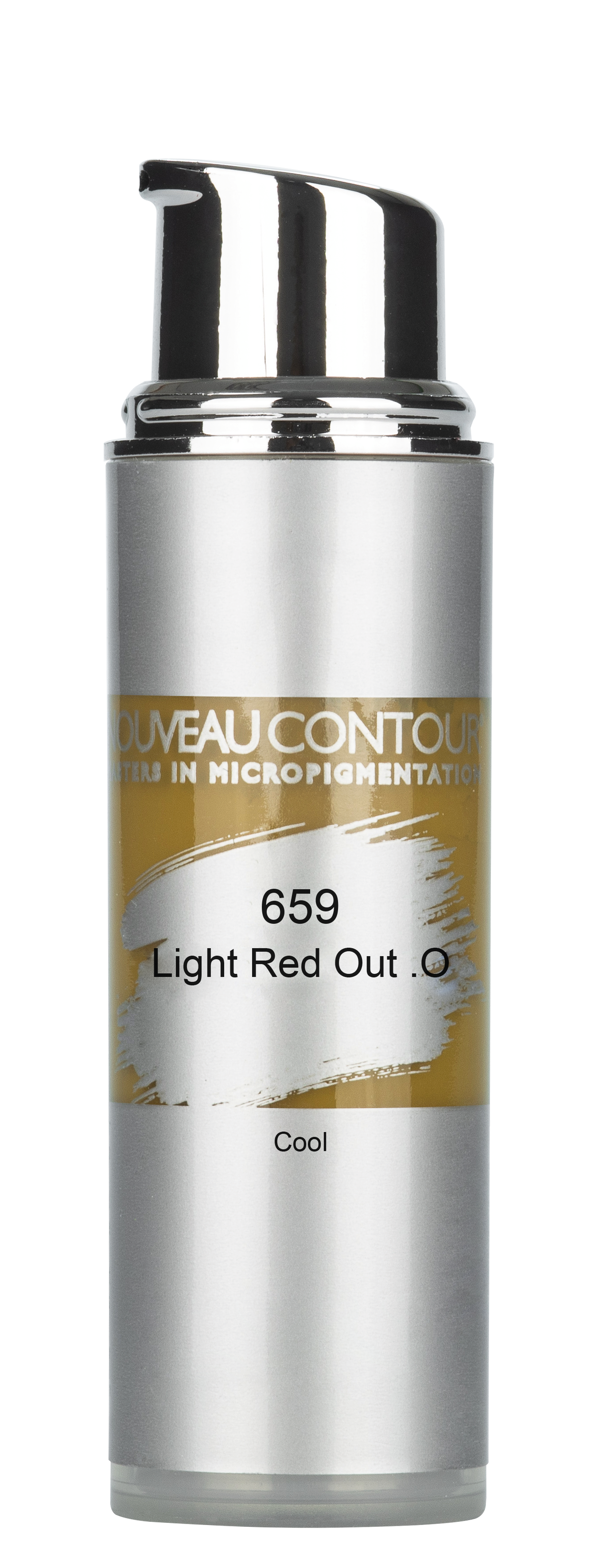 Light Red Out Organic 57141