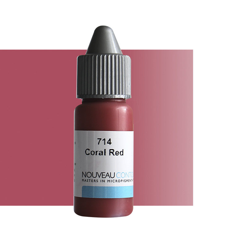 Coral Red 714