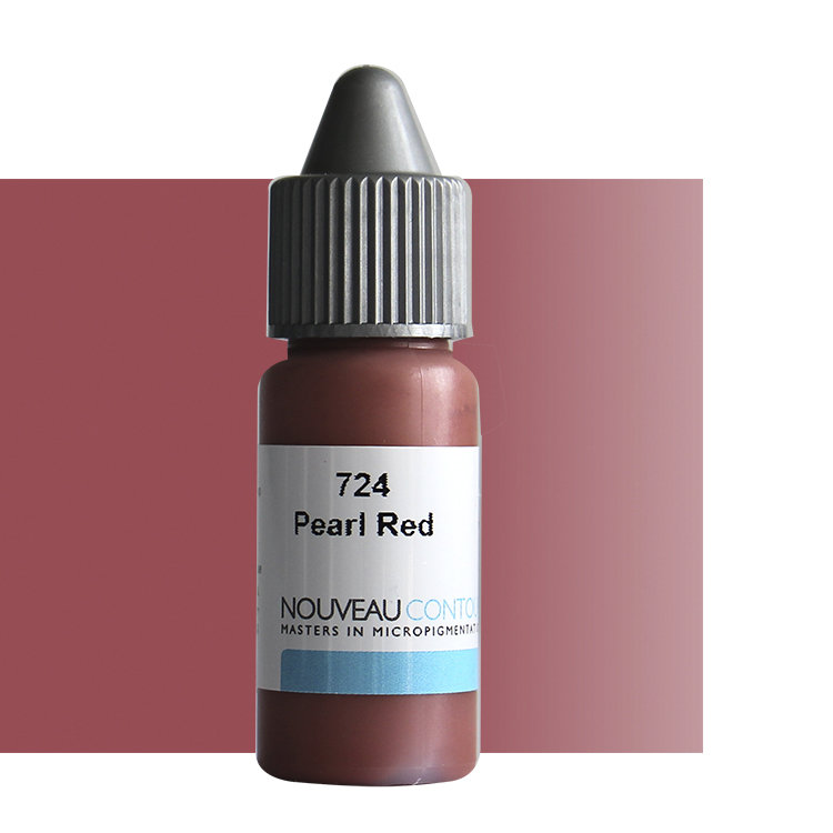 Pearl Red 724