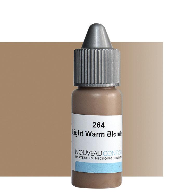 Light Warm Blonde - Warm/Neutral 264