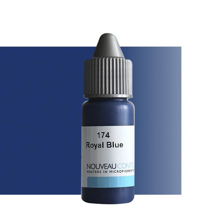 Royal Blue - cool 174