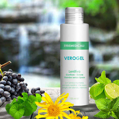 VEROGEL 150 ML -  Gel Lenitivo