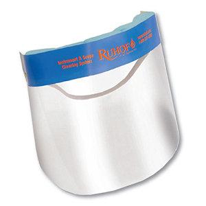 Ruhof® Face Shields (Anti-Fog) - Pack of 5