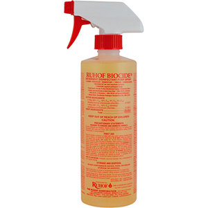 Ruhof Biocide® - 500ml Spray Bottle