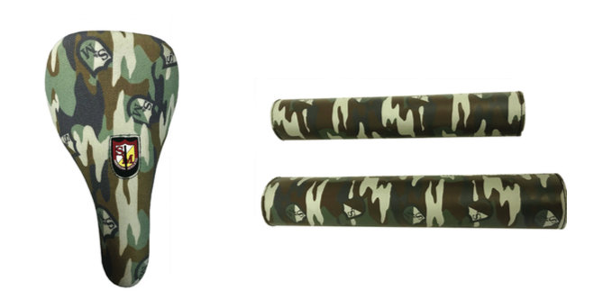 s&m camo padset or seat