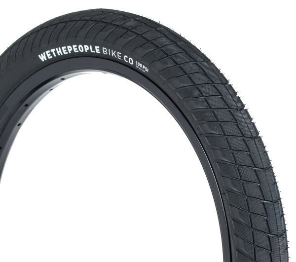 we the people overbite tyre black 2.35""