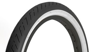 fit bike T/A white wall tyre