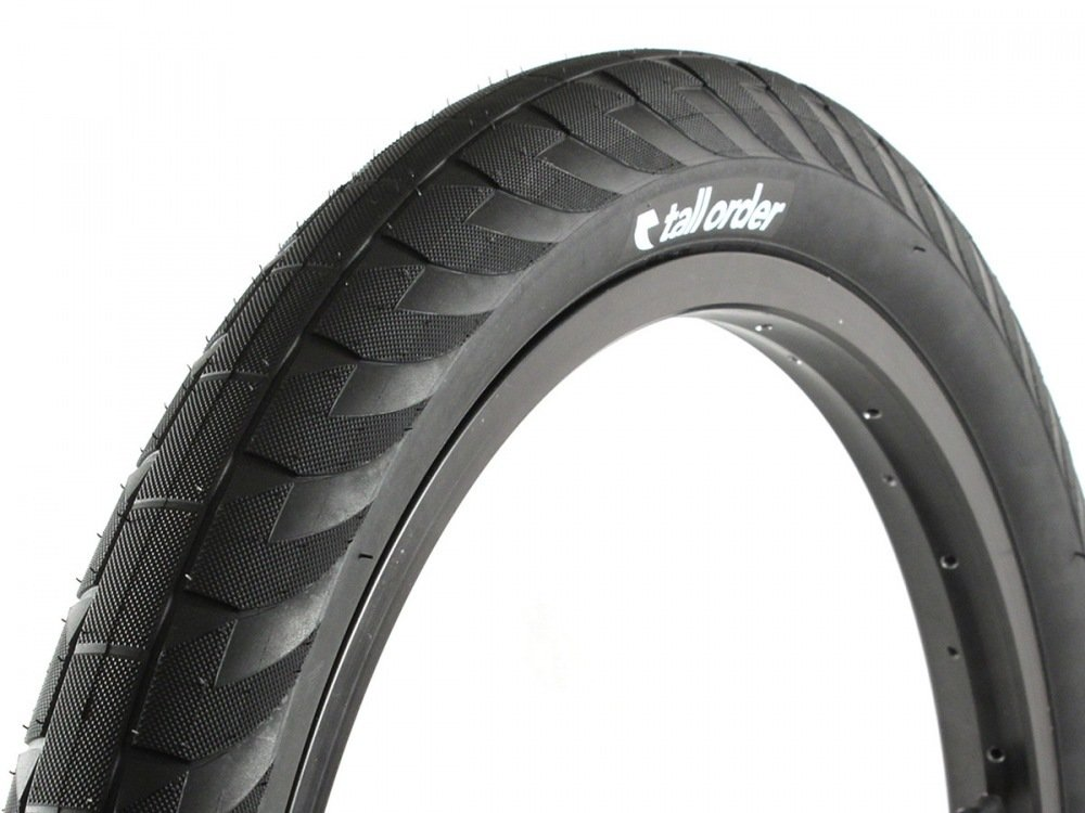 "tall order wallride tyre 2.35"" black"