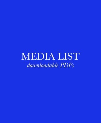 Music Magazine Media List