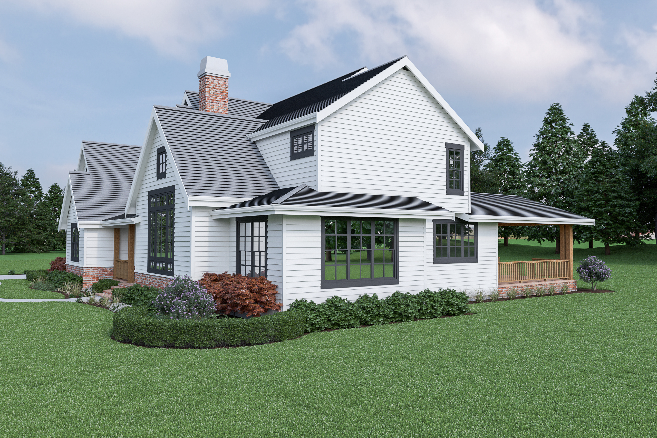 Cont. Farmhouse 840