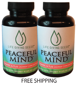 PEACEFUL MIND™ (2-PACK)