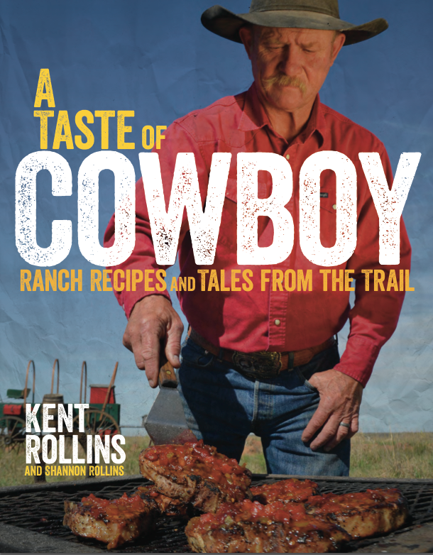 A Taste of Cowboy Cookbook 01