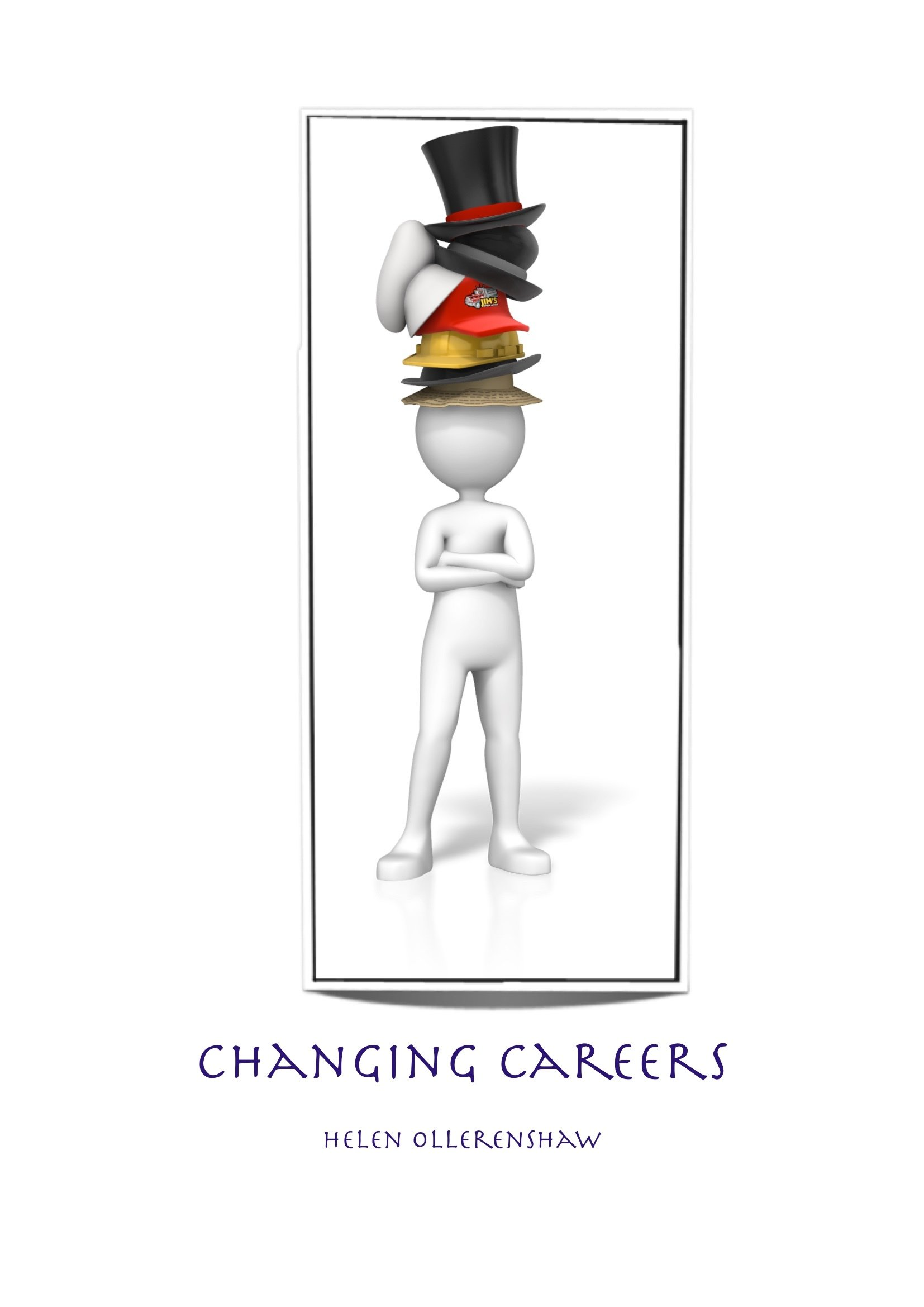 Changing Careers Program and workbooks. 00005