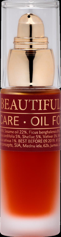 MORE BEAUTIFUL DAYS® Total Care Oil for Skin / Eļļa ādai/Масло для кожи. 30 ml