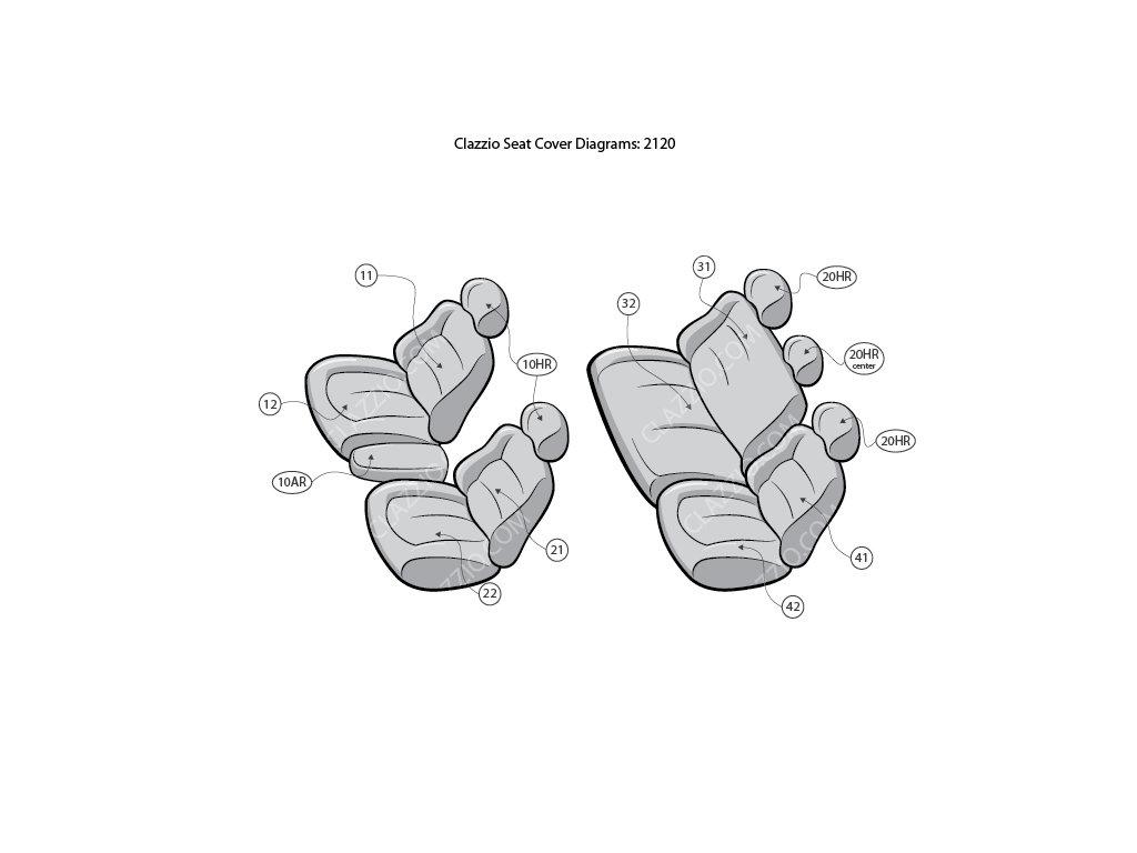 2016 2020 Tacoma Doublecab Manual Seats Home Clazzio