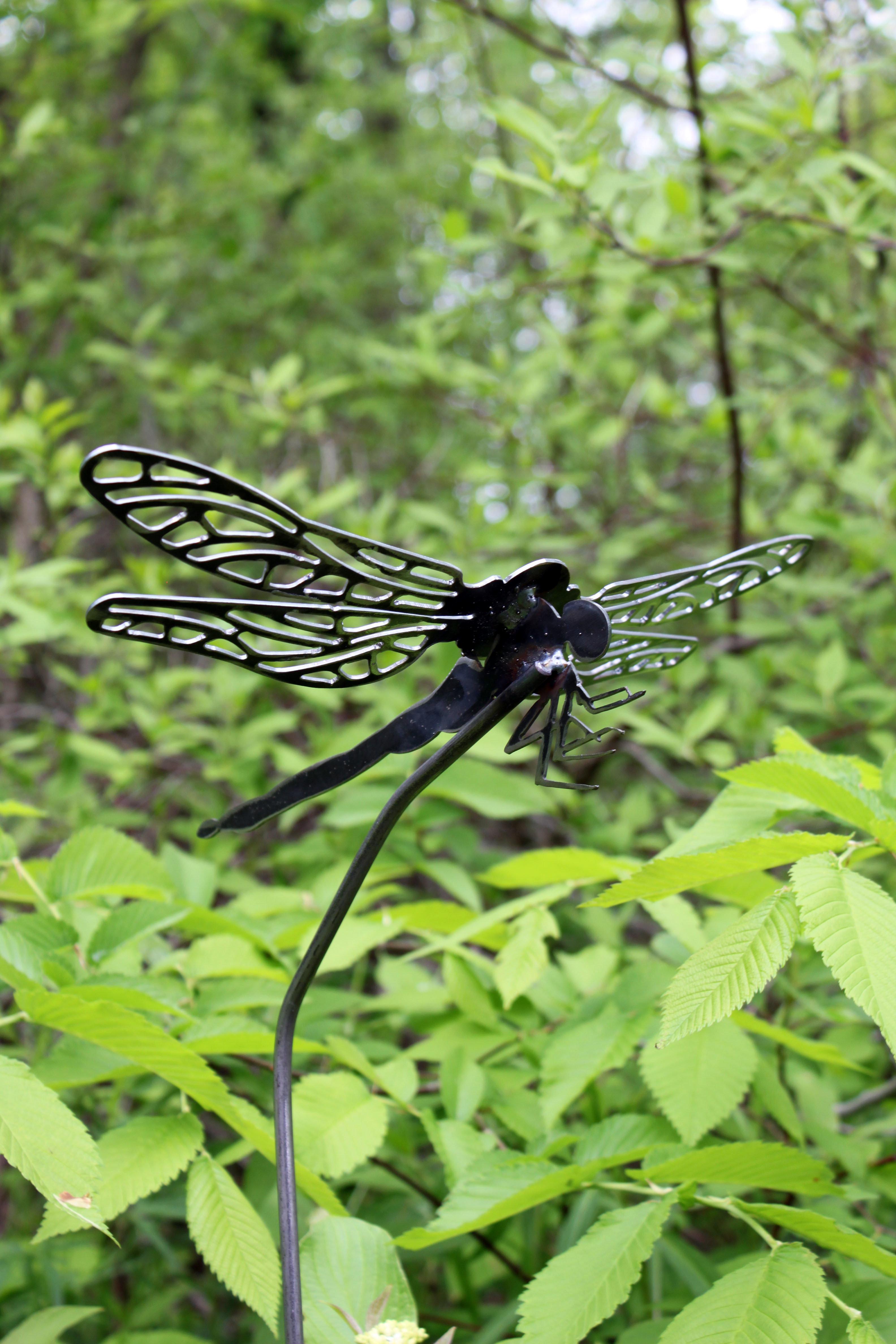 Dragonfly Lawn Ornament