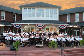 NORTHWINDS SYMPHONIC BAND  - Wednesday, July 3, 2019