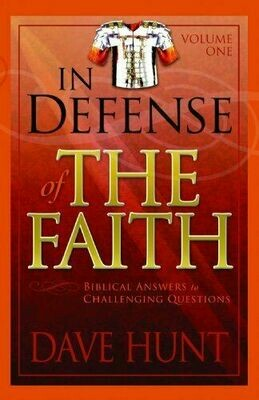In Defense of the Faith (Volume One): Biblical Answers to Challenging Questions—373 pp + 1 MP3 (37 hours)