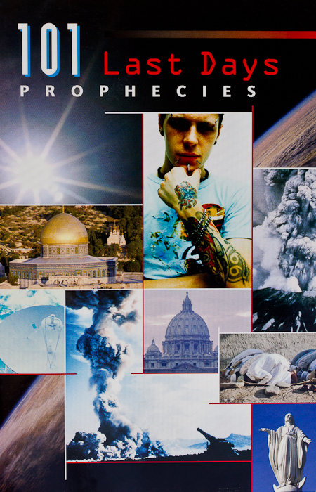BOOKLET (3/Pak) - 101 Last Days Prophecies Booklet