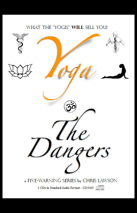 YOGA - The Dangers: An Audio Warning Series