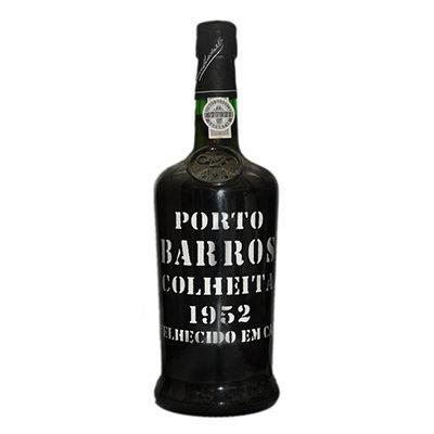 Porto Barros Colheita 1952