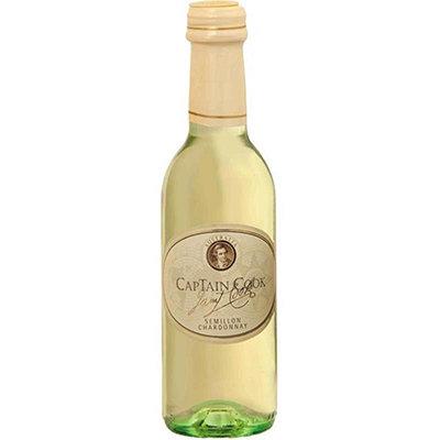 Captain Cook Semilion- Chardonnay 25 cl