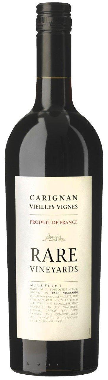 Rare Vinyards Carignan Vielles Vignes