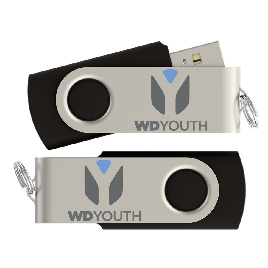 Youth Convention 2017 Media Flash Drive