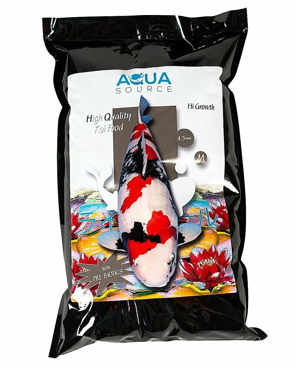 Aqua Source All Season with Bee Propolis Koi Food 10 Kg