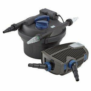 Oase Filtoclear 3000 Set pressure filter system Free hose