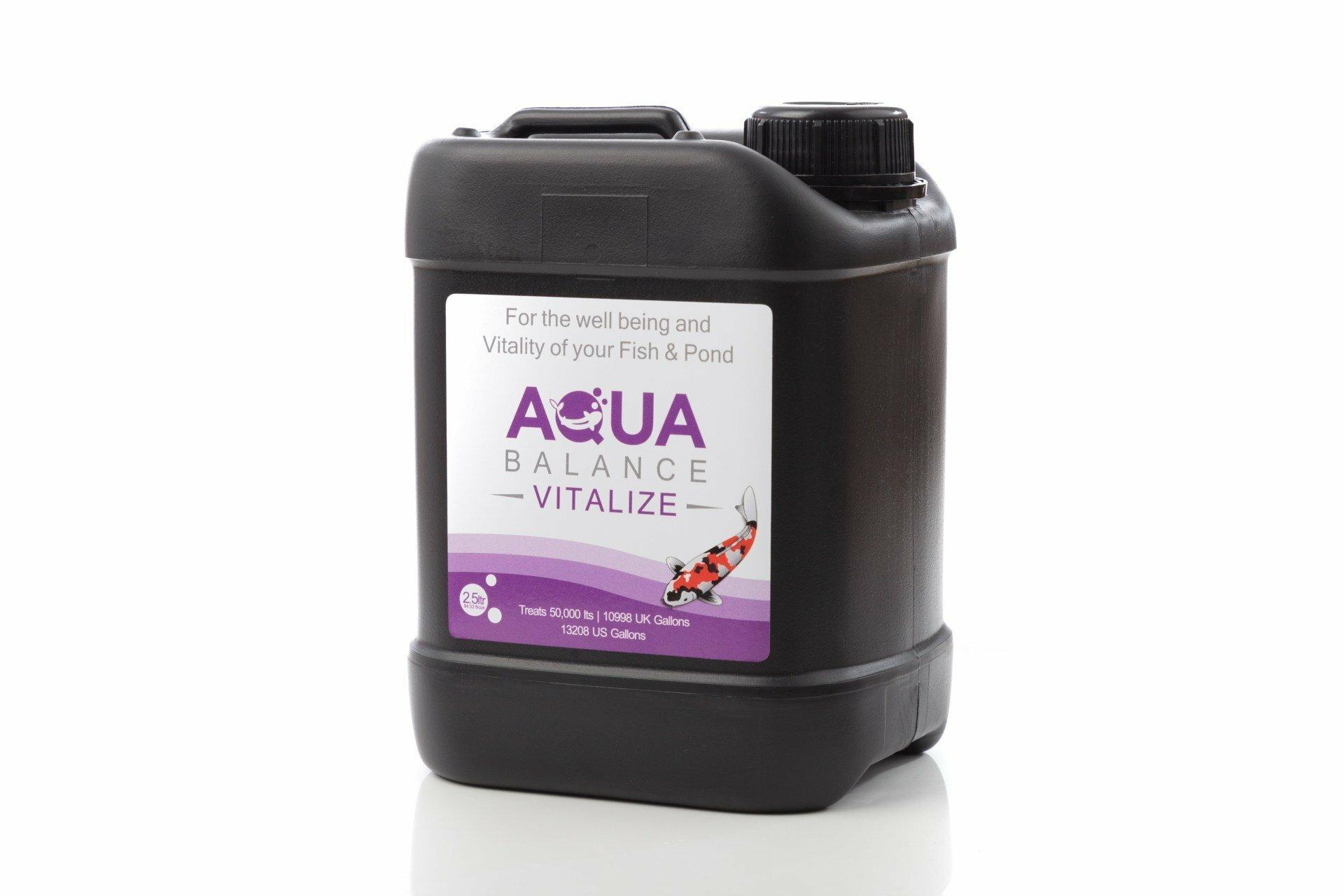 Aqua Source Aqua Balance VITALIZE health pond treatment 1000 ml